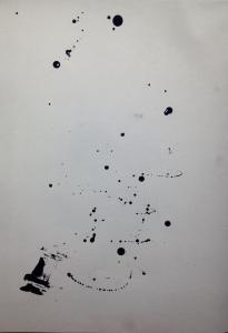 Sadness - ink